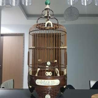 Mata Puteh Cage ( banji rosewood)
