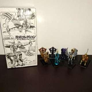 Medicos 聖衣 超像 Collection Vol.1 & 2 聖衣神話 聖鬥士星矢 Saint Seiya