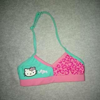 Kids bikini top (buy1 get1 free)
