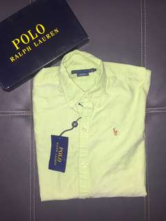 Ralph Lauren Women Long Sleeves Authentic Preloved
