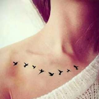 PREORDER Tattoo Stickers