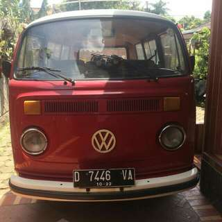 Combi vw german 1977