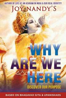 Why Are We Here by Joy Nandy