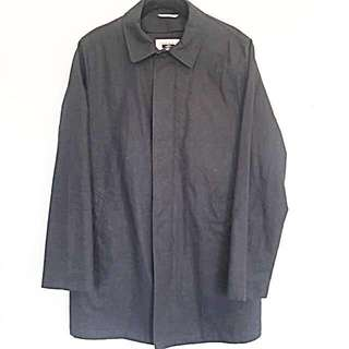 Joseph Abude Blue Mens coat with zipper and buttons size M