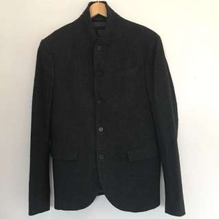 All Saints Mens Wool Mix Blazer size 40 (M)