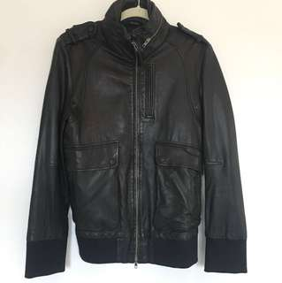 Mackage Leather Jacket Mens size 40