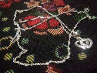 925 Silver Ring and Necklace