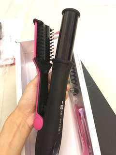 捲髮器(可旋轉) / 平民版平價版鑽轉 Rotatable hair styler / hair straightener