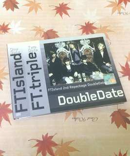 FT Island Repackaged Double Date
