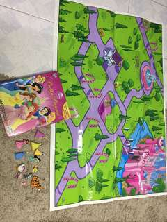 disney princess busy books