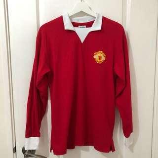 Manchester United MUFC Man Utd vintage jersey