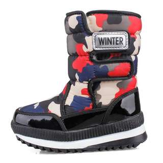 🚚 女童保暖雪鞋