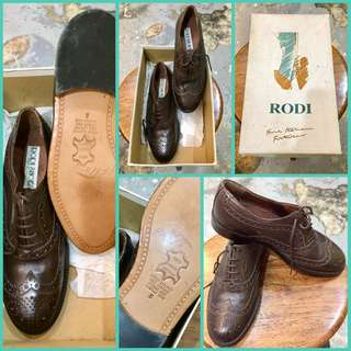 Rodi Classic Formal Shoes Brown