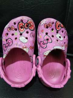 Hello Kitty Crocs Band
