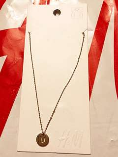 Brand New Auth H&M Necklace