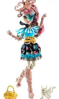 Monster High Rochelle Goyle Shipwrecked