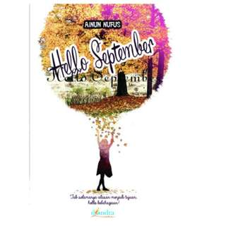 Ebook Hello September - Ainun Nufus
