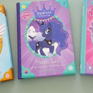 MLP books $12, 3 for $29