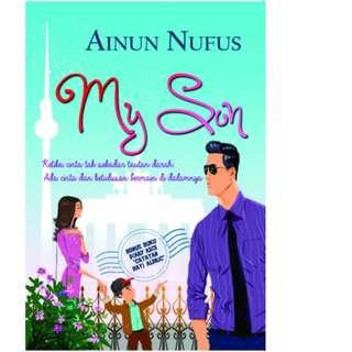 Ebook My Son - Ainun Nufus