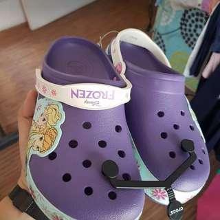 Crocs Light up Frozen J2