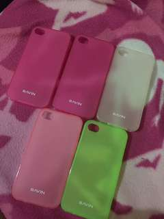 Iphone 4s Bavin Jelly Case