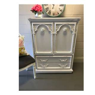 Highboy Dresser / Childs Armoire