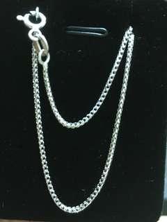 🈹️18k金頸鏈 16吋 原價$1280
