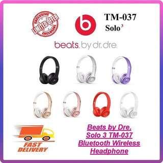 🔥PROMO🔥TM-037 Solo 3 Wireless Bluetooth