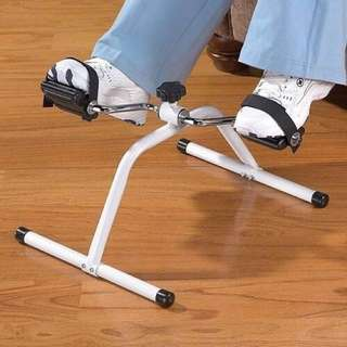 EcoSport Stationary Exercise Bike Compact Pedal Cycle