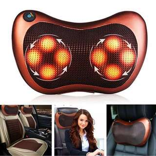 🔥HOT‼️8 ROLLERS Car & Home Massage Pillow