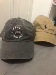 Polo cap & aland cap