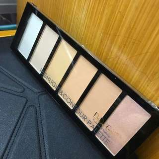 Highlight Contour Palette