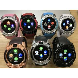 Best Beautiful Smartwatch V8 with FULL HD Display