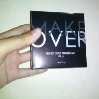 Make Over Perfect Cover Two Way Cake ORI