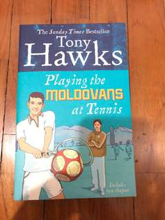 Playing the Moloovans at Tennis by Tony Hawks