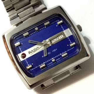 (Reserved)RADO NCC 101 Automatic Watch