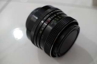Carl Zeiss 50mm