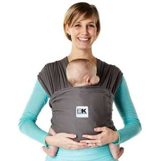 Baby K'tan Breeze Baby Carrier - Charcoal (XS)
