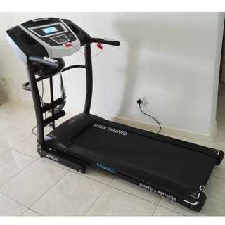 2 in 1 Gintell CyberAIR Extra Treadmill FT451M