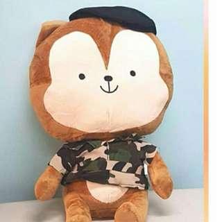 DOTS Neukkun Bigboss teddy bear