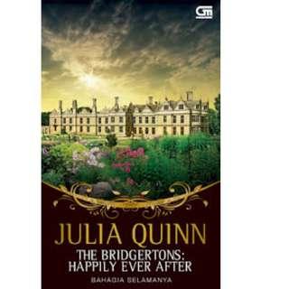 Ebook Bahagia Selamanya (The Bridgerton's : Happily Ever After) - Julia Quinn