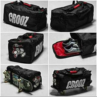 Crooz CRZ LUTZ Duffle Bag (Large)
