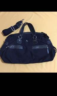Burberry blue label bag