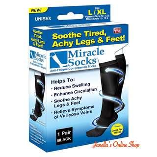 Miracle Socks (unisex) ₱69