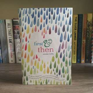 First and Then by Emma Mills