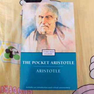 Aristotle - The Pocket Aristotle