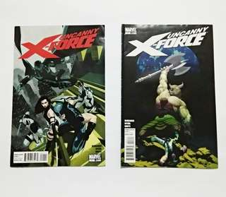 X-FORCE with Psylocke
