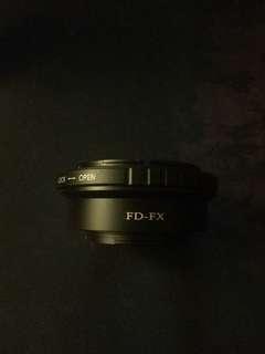 [BNIB] FD-FX Adapter