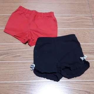 Girl Shorts | 2t