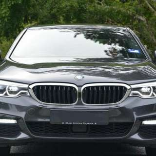 CONTINUE LOAN BMW G30 530I M SPORT